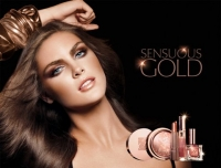 Estee Lauder 2009 Sensuous Gold Makeup Collection