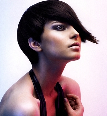 2009 Fall Short Hairstyles With Bangs