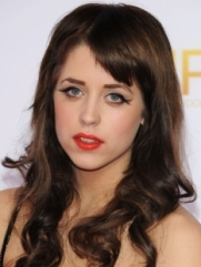 Peaches Geldof Brunette
