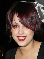 Peaches Geldof Hairstyle