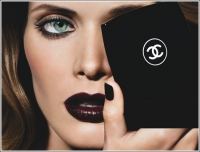 Chanel Noirs Obscurs Collection for Winter 2009