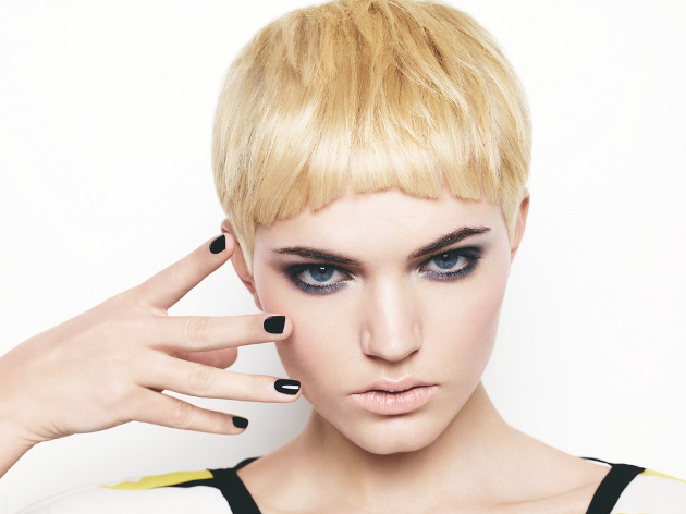 Get Rid of Brassy Blonde Hair
