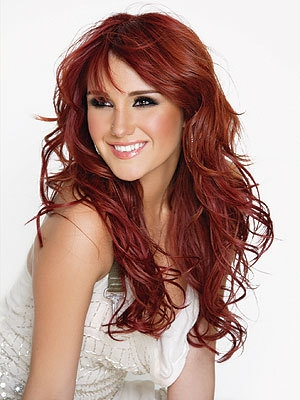 red hair. Prevent Red Hair Color From