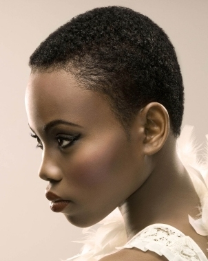 cut buzz cuts are not really taboo hairstyles in the case of women ...