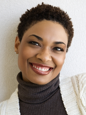 Natural Black Hairstyles on Short Hairstyles For Black Women