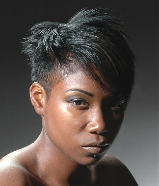 Short Ethnic Hairstyles