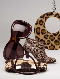 2009 Fall Fashion Trends - Animal Prints