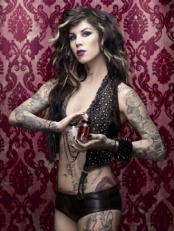 Kat Von D Sinner and Saint