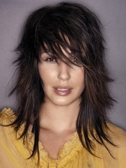 Face Slimming Hairstyles and Haircuts|
