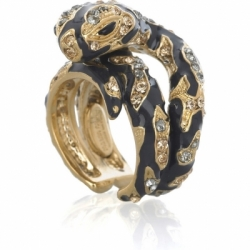 roberto cavalli embelished ring