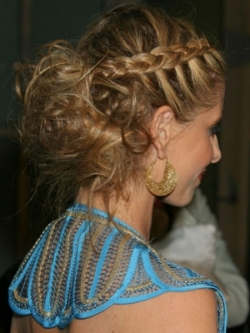 sarah michelle gellar braid