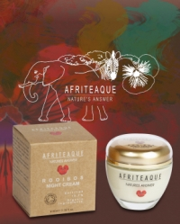 Organic Skin Care - Afriteaque Rooibos Night Cream Review