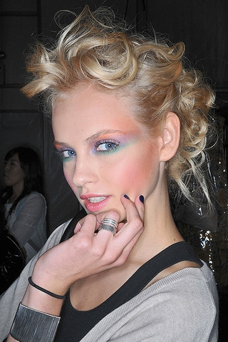 summer makeup ideas. Tags: angelic makeup, simple
