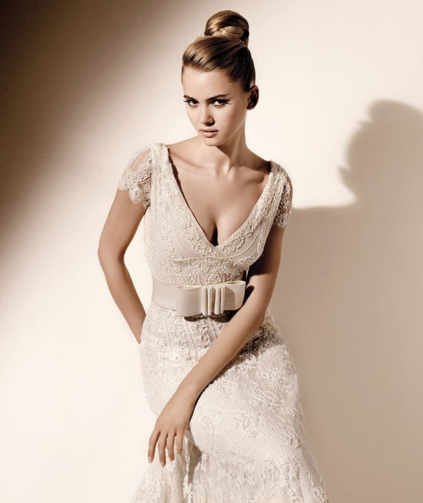 Wedding Gown Trends: Wedding Dress Trends For 2010
