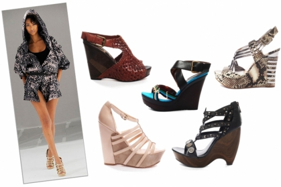 Platform Wedges Sping Summer 2010