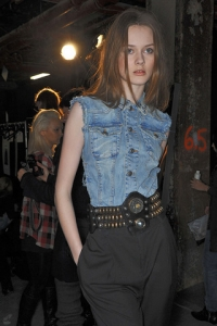 Fall/Winter 2010 Denim Fashion Trend