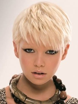 teen short hair