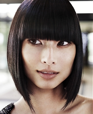 Cool Bangs Hairstyles For Teen Girls
