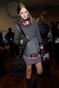 Fall/Winter 2010 Layering Fashion Trend