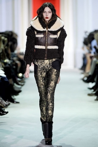 Fall 2010 Glam Grunge Fashion Style