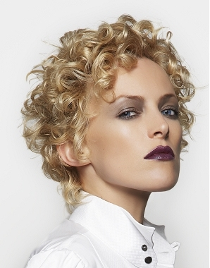 Beauty Tips 2010 Short Curly Hair Styles