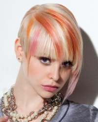 2010 Scene Hair Color Ideas