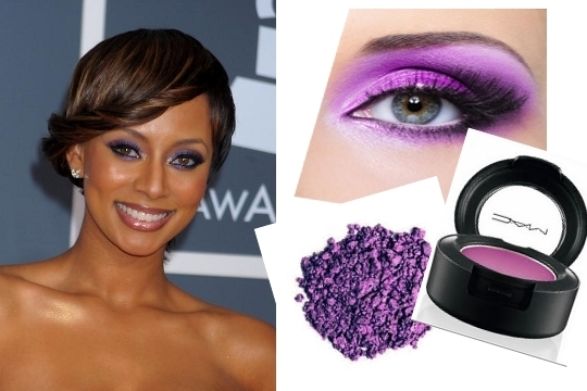 Blue And Purple Makeup. Purple Eye Makeup