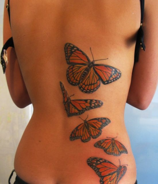 Cute Girly Tattoo Designs