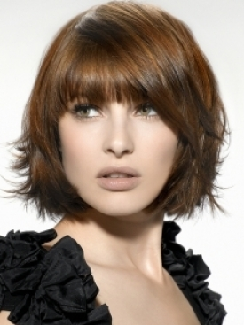 bangs styles ideas for your face shape