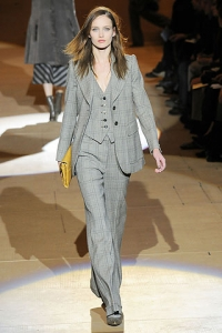 Fall/Winter 2010 Masculine Influence Fashion Trend