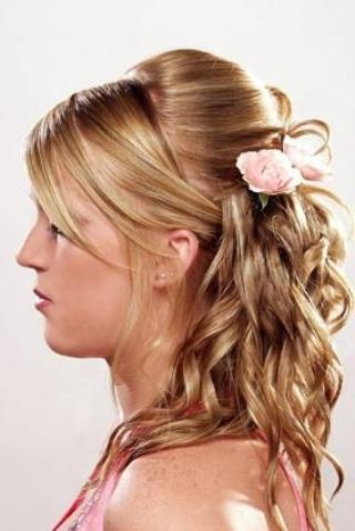 Hairstyles  Long Hair on Loose Hairstyles Are Another Good Choice For Those Who Like