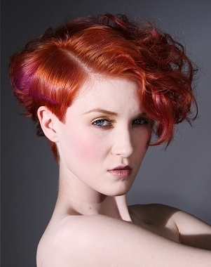 red hair color ideas 2010