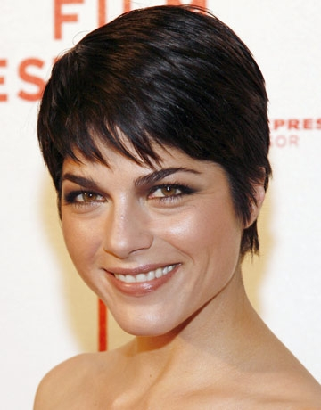 Top Super-Short Celebrity Hair Styles