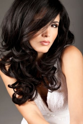 Black Hair Colour. One of the biggest hair color trends at the moment is