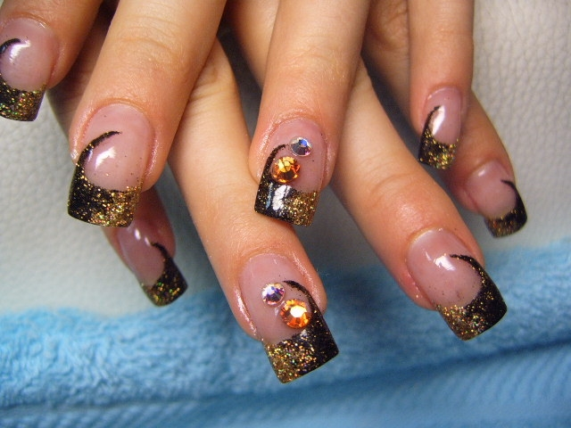 Short Acrylic Nail Designs Ideas | Best Nail Design & ART 2015