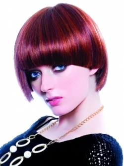 Red Burgundy Hair Color-2