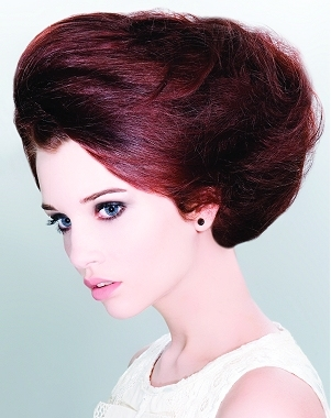 Burgundy Hair Color on Dark Brunettes With Saturation  Burgundy Hair    Photos Please