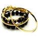 Fall/Winter 2010 Black And Gold Accessories Trend