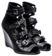 Chunky Wedges Fall/Winter 2010 Shoe Trend