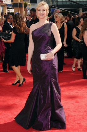 Jane Lynch in Ali Rahimi 2010 Emmys