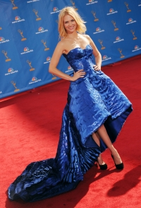 2010 Emmy Awards Red Carpet Fashion