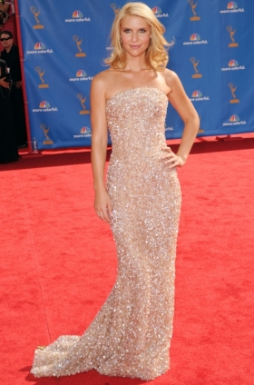 Claire Danes dress at 2010 Emmys