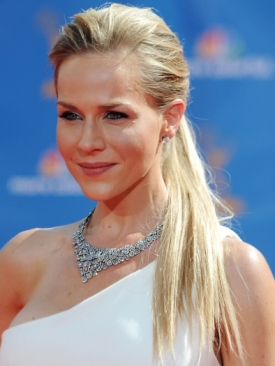 Julie Benz 2010 Emmy Awards Hairstyle
