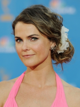 Keri Russel 2010 Emmys Hairstyle