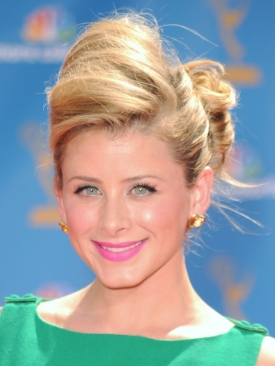 Lo Bosworth Hairstyle 2010 Emmy Awards