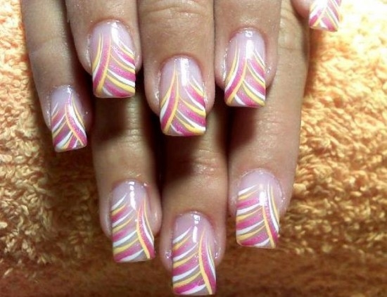 Hip nail art designs turn yourself into a real bombshell with these fabulous nail designs and do your best to show off your refined nail painting skills prinsesfo Image collections