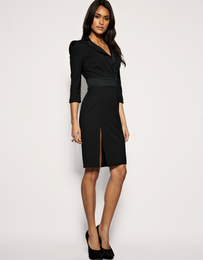 Little Black Dress Holiday Style Guide.