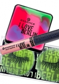 Essence I Love Berlin Spring 2011 Makeup Collection
