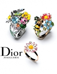 Dior Diorette Jewelry Collection
