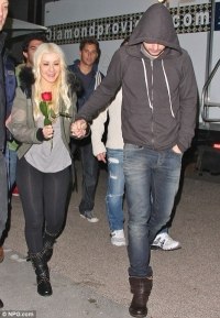 Christina Aguilera Confirms New Romance